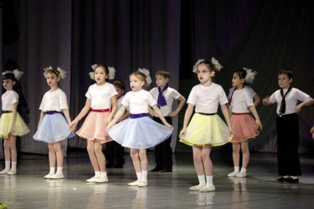 200 детей выступили на фестивале.