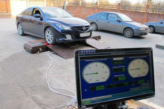 ВУкраинском государстве возобновят техосмотр для легковых машин
