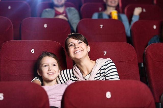 Омичей приглашают принять участие в большом киновечере.