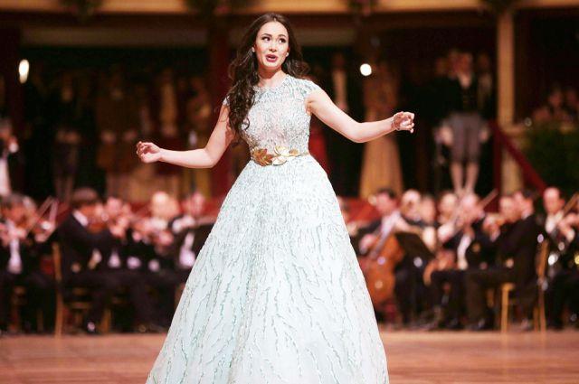 Аида Гарифуллина признана лучшей оперной исполнительницей в Российской Федерации