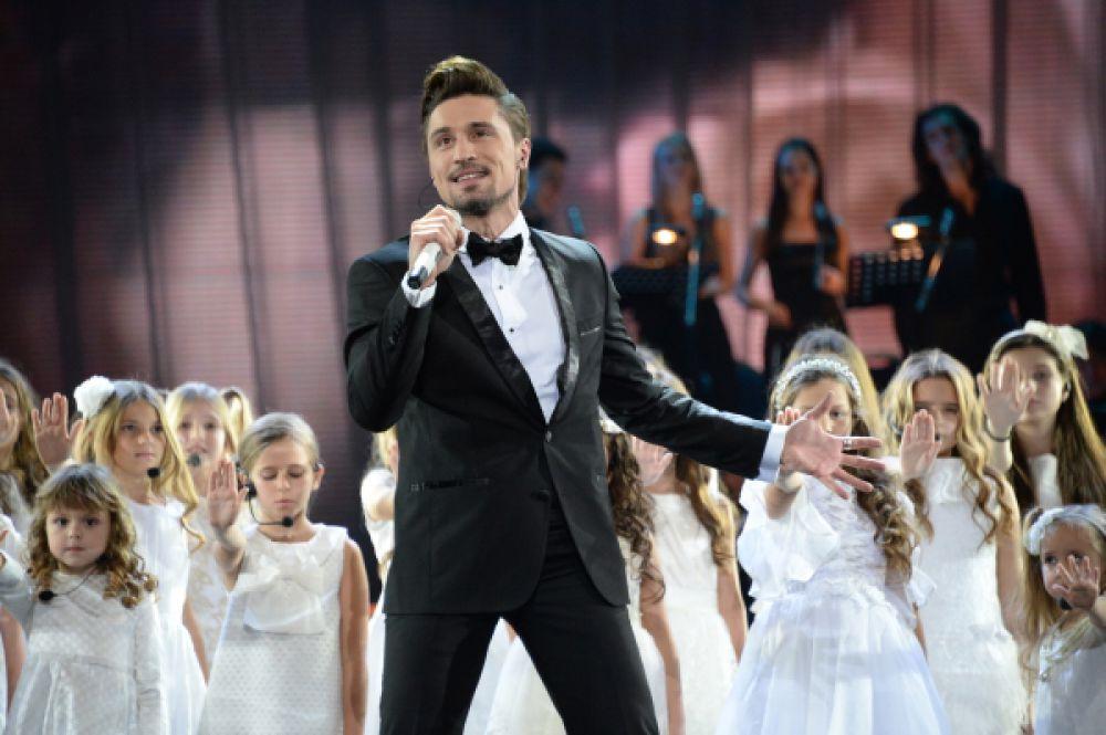 Дима Билан удостоился награды за лучшее концертное шоу — «33».
