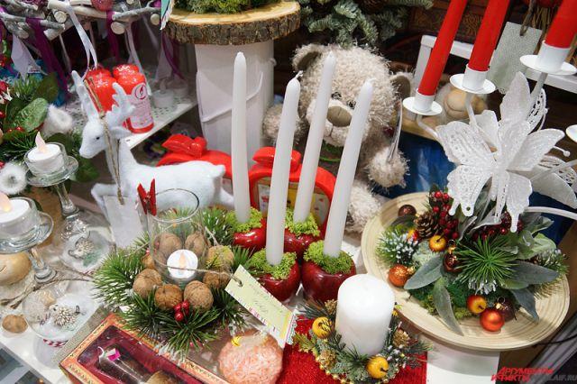 Выставка-ярмарка «Новогодний базар» будет работать 11, 12 и 13 декабря с 10 до 19:00.