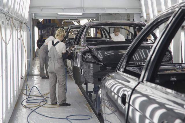 Производство авто вПетербурге под угрозой из-за предотвращения поставок изТурции