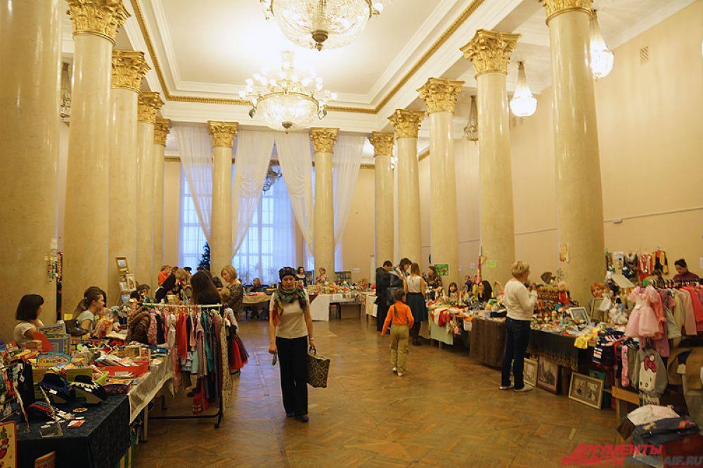 Местом для мероприятия стал КДЦ «Мотовилиха».