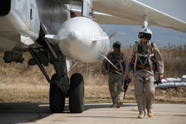 Согласованы ли международные полёты в небе над Сирией?