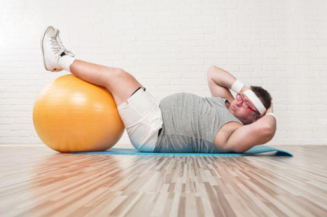 Похудательный марафон. Как сбросить половину веса.