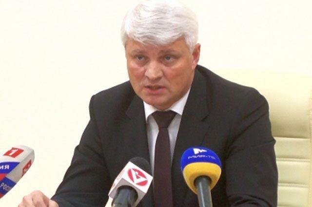 Сергей Губарев.