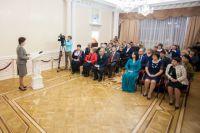 Церемония прошла в зале торжеств правительства Югры.