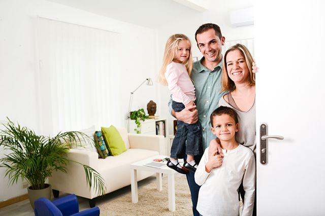 Каждая семья может стать счастливой.
