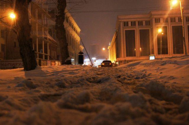 16:29 14/12/20150 210  Завтра в Приморье выпадет снег с дождёмЦиклон накроет западную половину края уже сегодня вечером