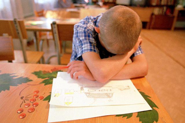 Многие дети по-прежнему мечтают о семье.