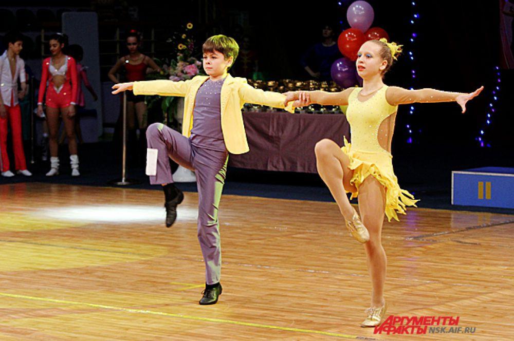 Этот танец относится к группе сложно-координационных видов спорта.