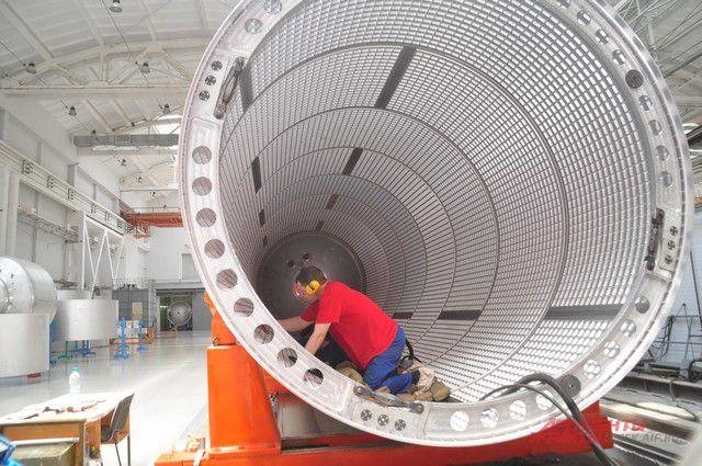Создание космического ракетного комплекса «Ангара» становится одним из приоритетных направлений деятельности ПО «Полёт».