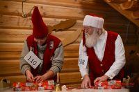 В Омске открывается усадьба Деда Мороза.