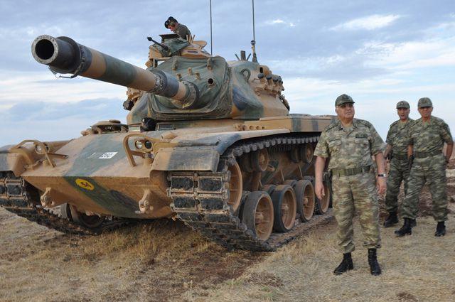 Ограниченный турецкий контингент полон решимости идти на Багдад?