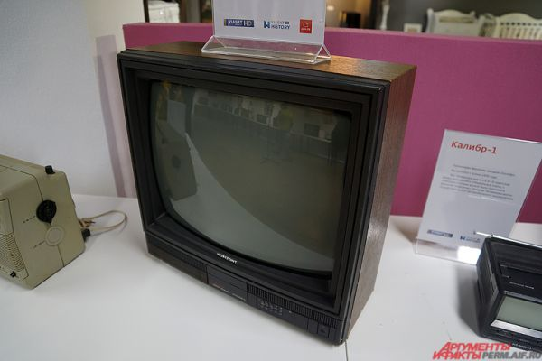 Телевизор «Горизонт 51ТЦ-418-И».