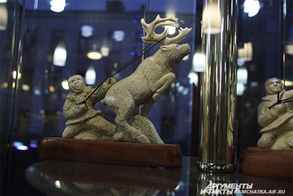 Камчатский сувенир.