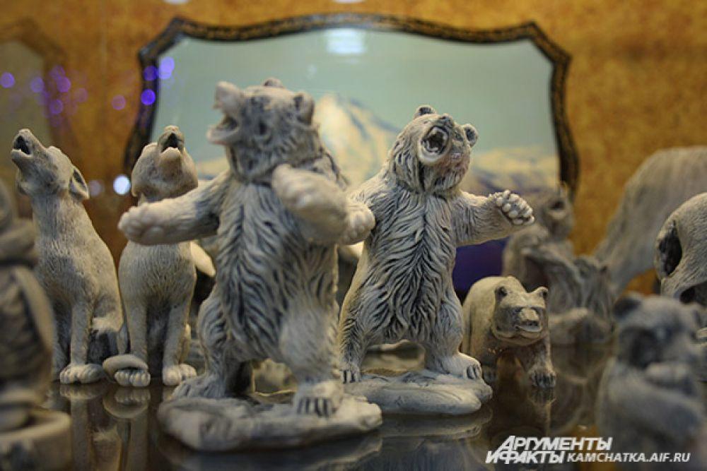 Камчатские сувениры.