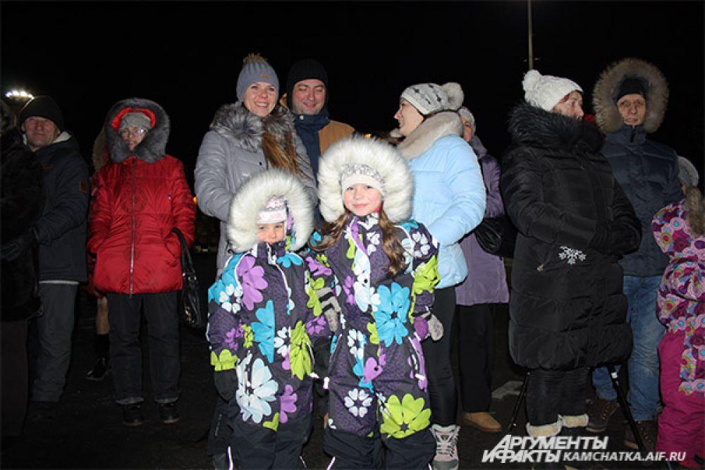 Малыши уже в ожидании новогоднего чуда!