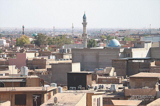 Наюге Ирака взаложники взяты 26 подданных Катара