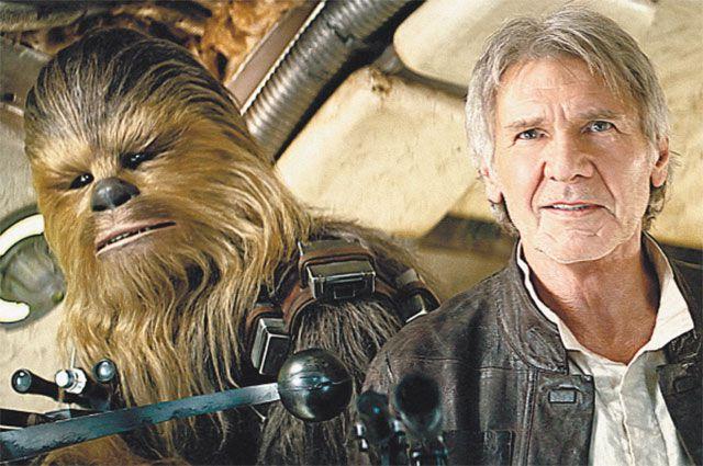 «Звёздные войны: Пробуждение силы», 2015 год