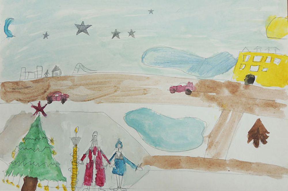 Артемий Федоров, 8 лет