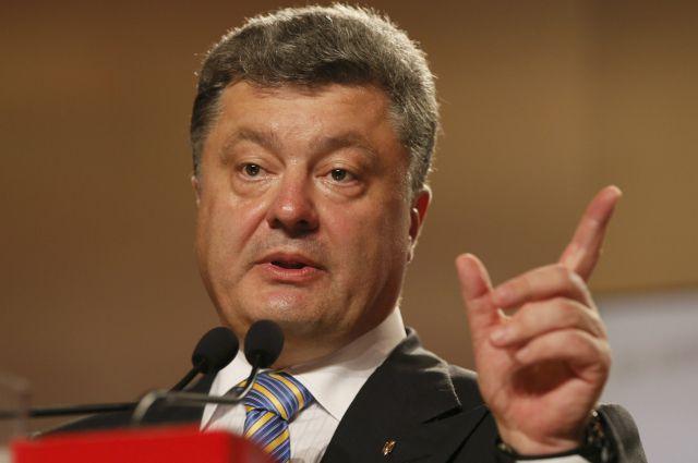 Порошенко подписал указ осоздании интернационального совещательного совета