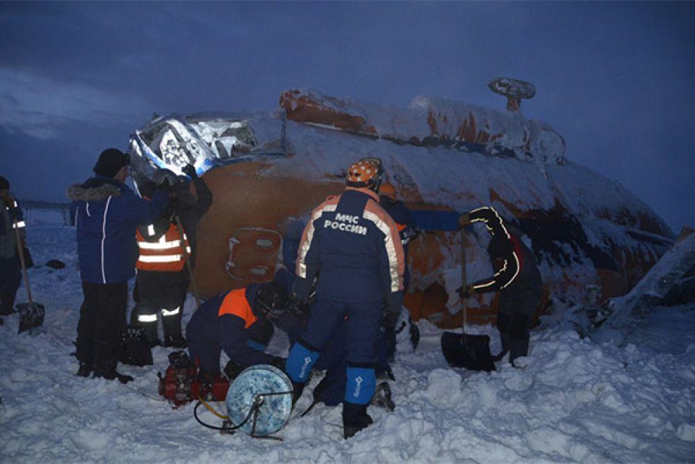 По факту аварии следственными органами начата соответствующая проверка.
