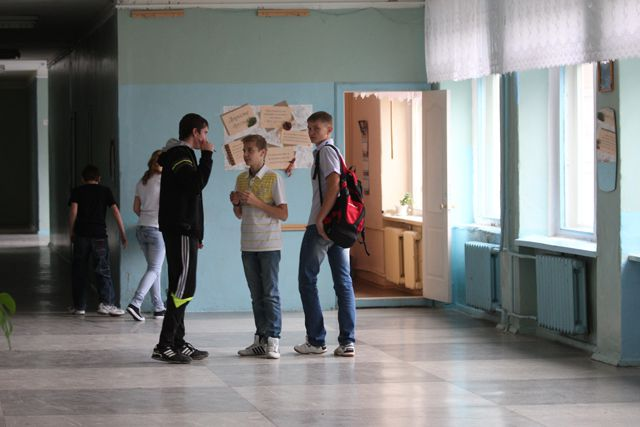 Конфликт между школьниками дошёл до суда.