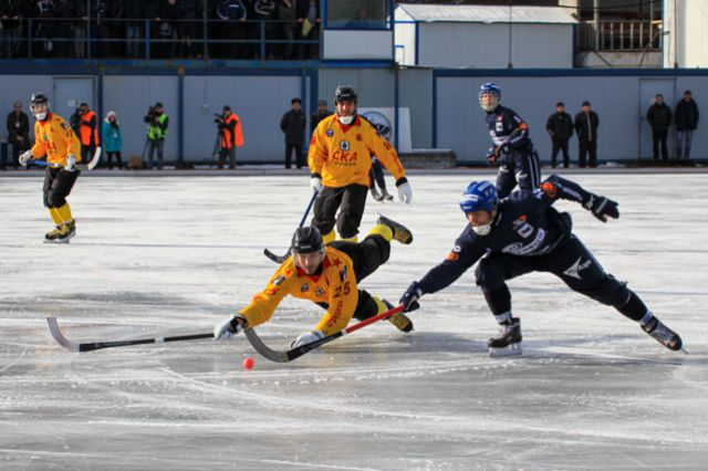 11:39 0 10  Байкал-Энергия обыграла архангельский ВодникСледующий домашний матч состоится 19 декабря