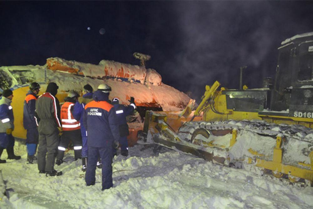 Авария произошла в в 77 километрах от села Соболево.