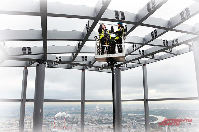 На качество строительных сооружений влияют многие климатические факторы.