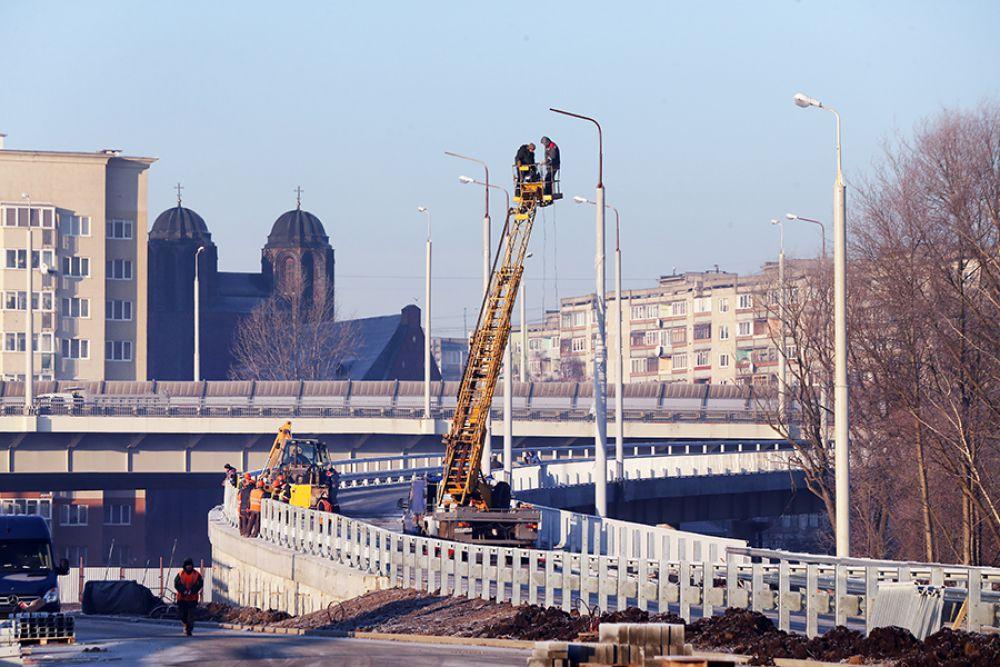 Январь 2016 года. Стадион к ЧМ-2018 в Калининграде.