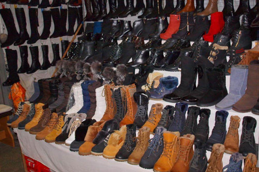Модная, практичная и удобная обувь представлена в ТК ООО «Рассвет» для мужчин, женщин и детей.