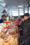 Все для новогоднего стола можно купить, посетив ТК  «Сельскохозяйственный рынок».