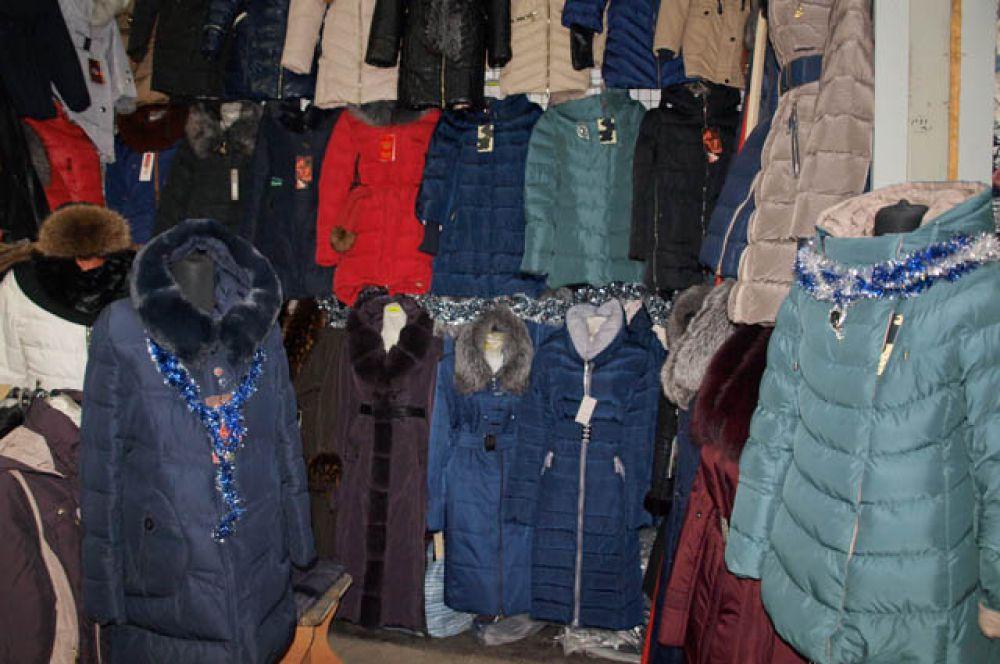 ТК ООО «Рассвет» предлагает большой ассортимент верхней одежды, отвечающий самым взыскательным требованиям всех возрастных категорий посетителей рынка.
