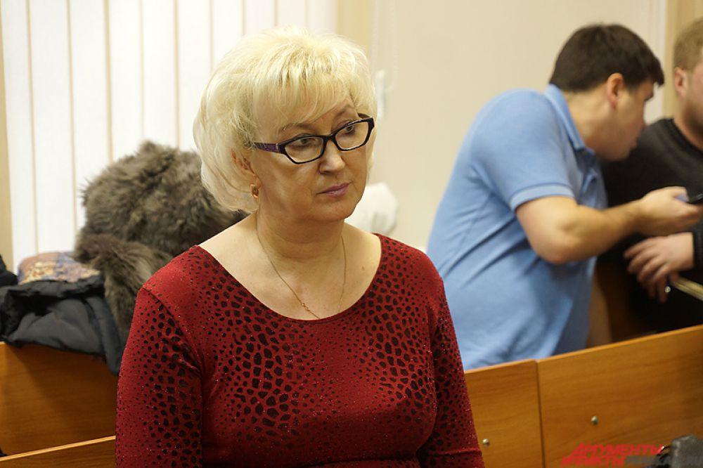 В зале присутствовал представитель потерпевшей Вероники Швецовой.