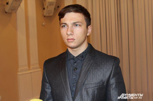 Алексей Еланцев.