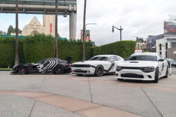 Компания Dodge решила не ограничиваться поставкой