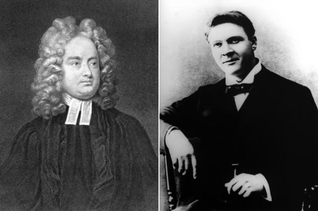 Джонатан Свифт и Фёдор Шаляпин.