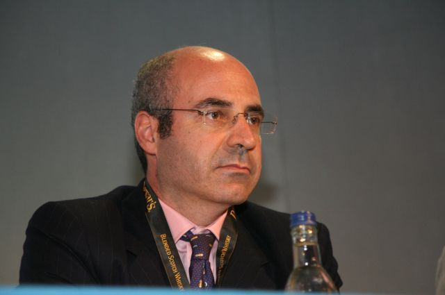 Генеральный директор британского фонда Hermitage Уильям Браудер. Досье