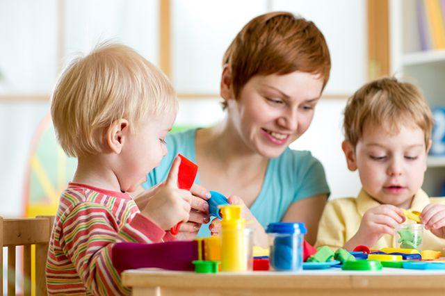 Число приёмных семей растёт.