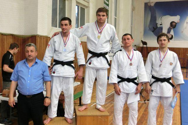 Сибирские дзюдоисты приедут на турнир в Омск.