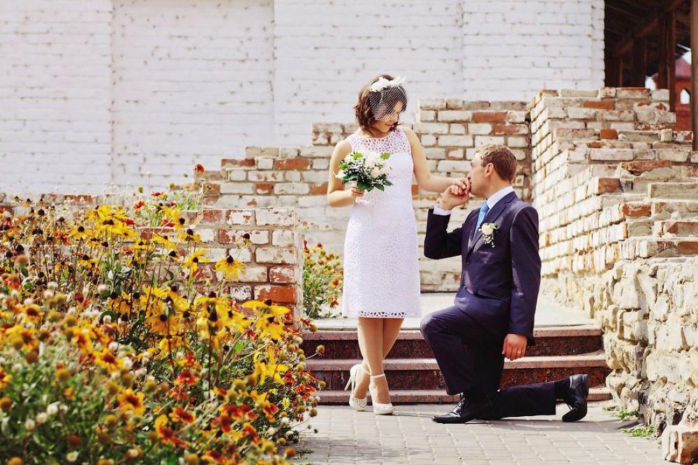 Свадьба у 2011 году.