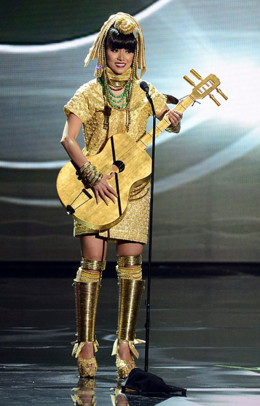 Мисс Мьянма