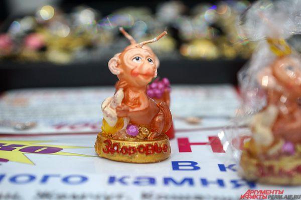 «Ярмарка новогодних подарков» - традиционное событие для Перми перед предстоящим праздником.