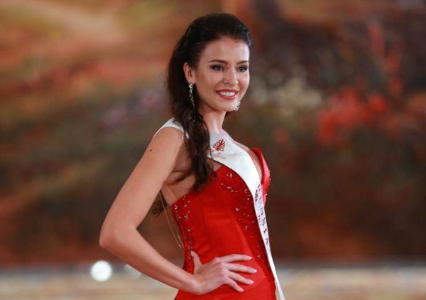 Представительница из России, София Никитчук, заняла второе место.