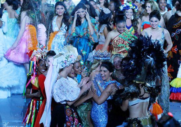 Финал конкурса «Мисс мира-2015».