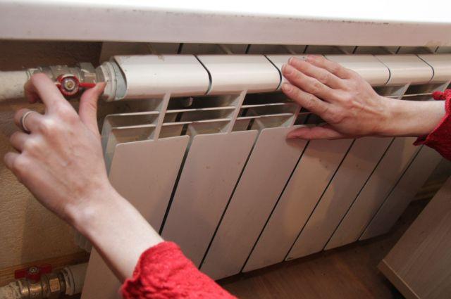 Вечером жители домов с удивлением обнаружили, что батареи холодные.