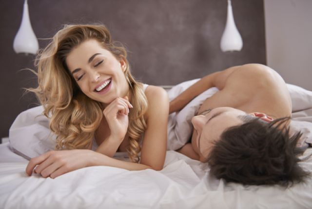 Обоюдный секс с наслаждением
